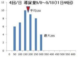 間欠導尿 2か月 導尿回数の再検討: 男の自宅介護/車いすで行く金沢